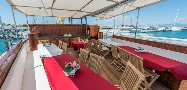 RHEA Charter Yacht - 3