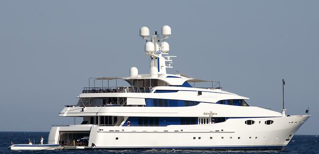 Zenobia Charter Yacht - 5
