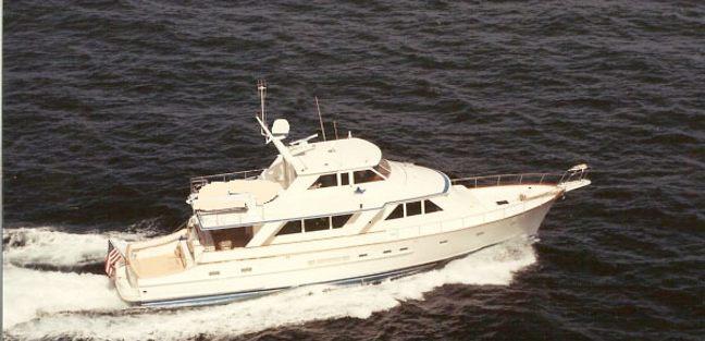 Pendana Charter Yacht