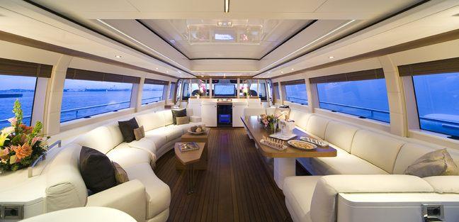 Moon Goddess Charter Yacht - 5
