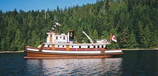 Glendevon Charter Yacht