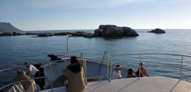 Jackie O Charter Yacht - 2