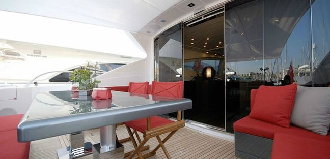 Soleluna Charter Yacht - 6