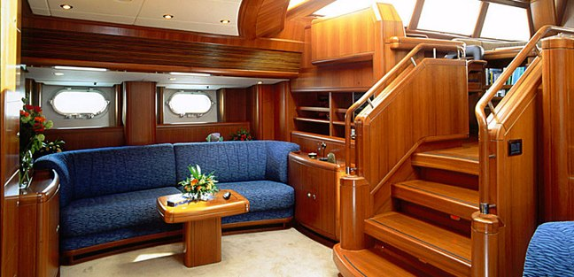Sassafras Charter Yacht - 4