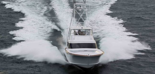 Pescador Charter Yacht
