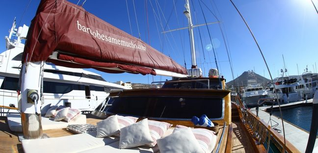 Besame Mucho Charter Yacht - 6