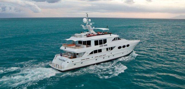 Chosen One Charter Yacht - 2