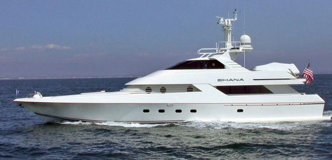 Shana Charter Yacht