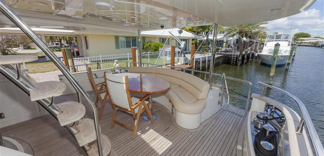 Conundrum Charter Yacht - 5