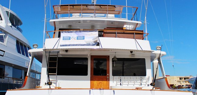 Ms B Haven Charter Yacht - 2