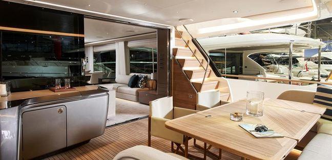 Princess Y85 Charter Yacht - 2