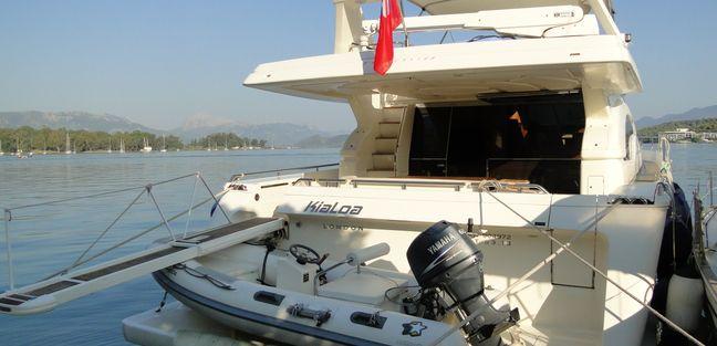 Kialoa Charter Yacht - 2