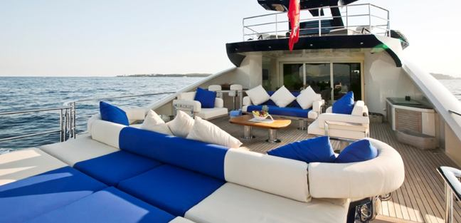 Plus Too Charter Yacht - 3