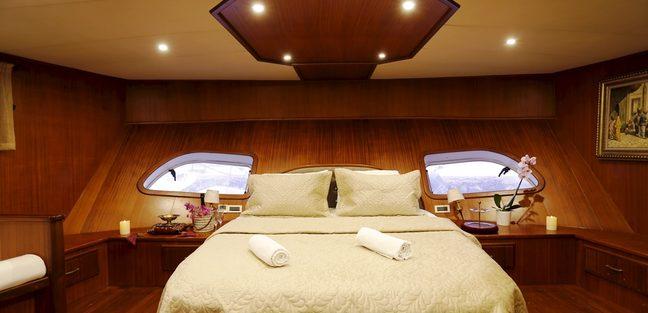 Ilknur Sultan Charter Yacht - 8
