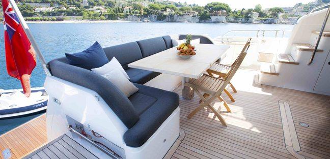 Moka Charter Yacht - 6