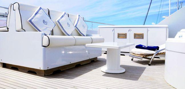Lady Malak Charter Yacht - 4