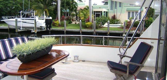 Caribbean Tigress Charter Yacht - 4