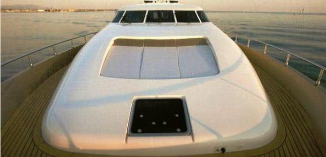 Sable Charter Yacht