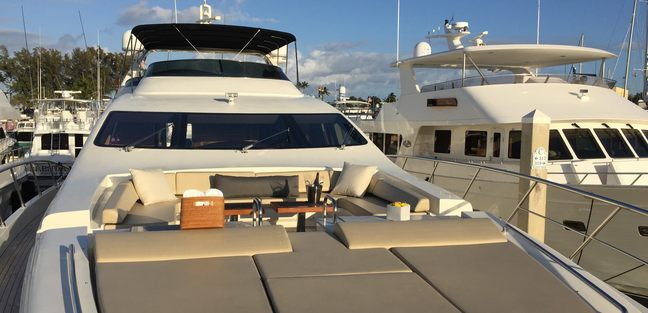 Intervention Charter Yacht - 2