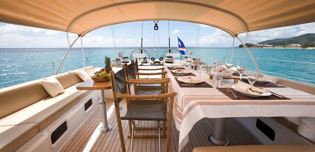 Rapture Charter Yacht - 3