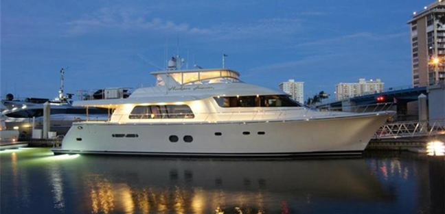 Northern Answer Charter Yacht
