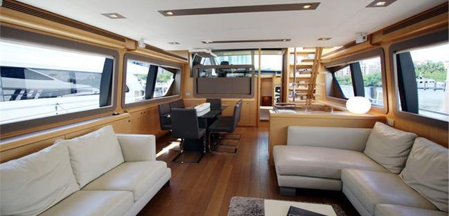 Evolution Charter Yacht - 6