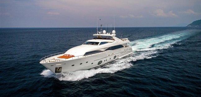 Happy Days Charter Yacht