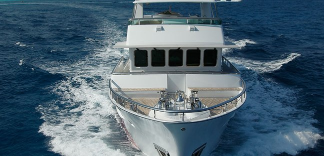 Gayle Force Charter Yacht - 2