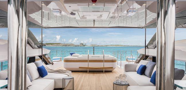 Vista Blue Charter Yacht - 6