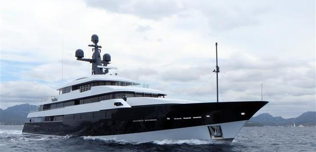 Falcon Lair Charter Yacht - 2