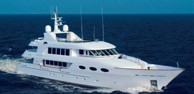 Keyla Charter Yacht