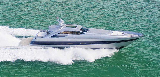 JK Charter Yacht