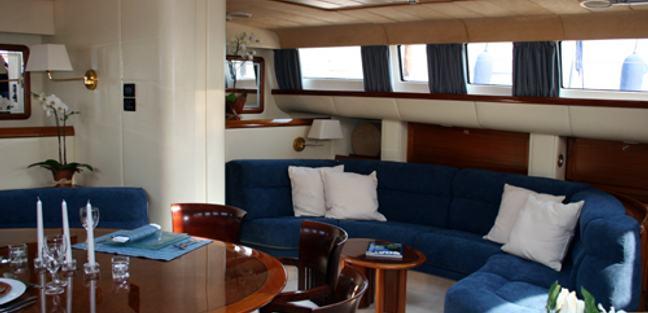 Moonlight of London Charter Yacht - 6