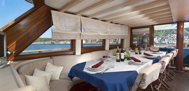Aborda Charter Yacht - 3