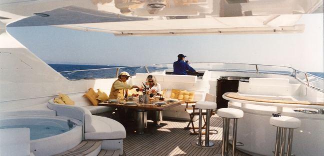 Lady P Charter Yacht - 3