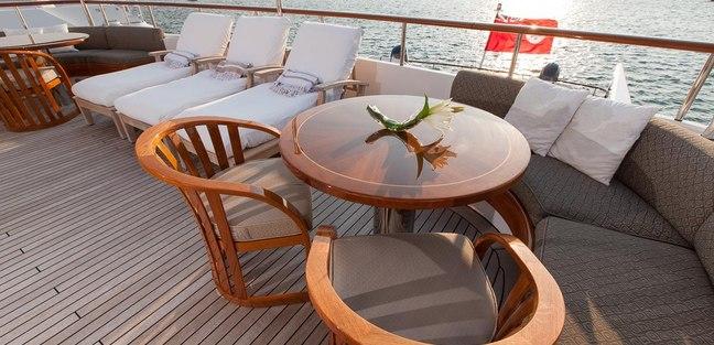 Cracker Bay Charter Yacht - 5