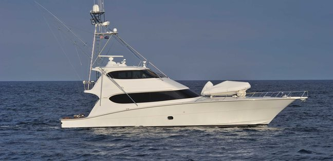 Happy Fish Charter Yacht