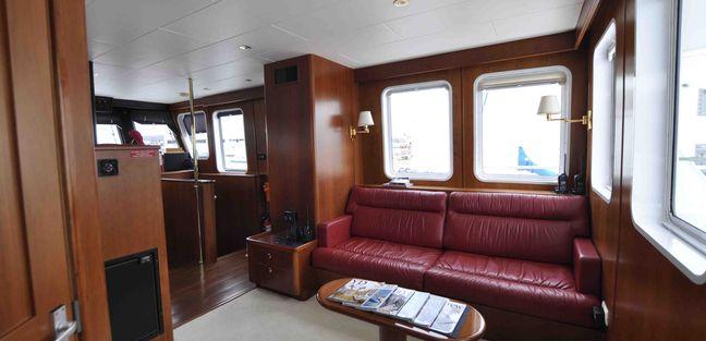 Devils Advocate Charter Yacht - 3