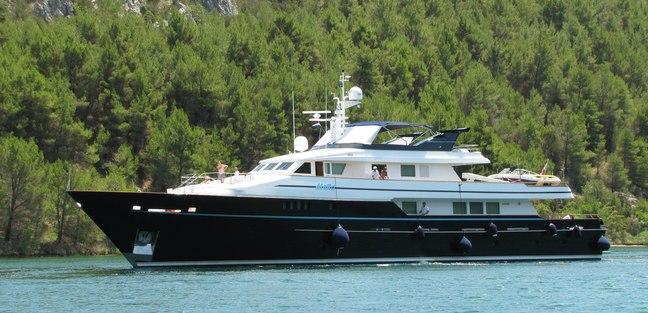 MaRo Charter Yacht