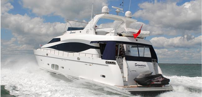Samaric Charter Yacht - 2