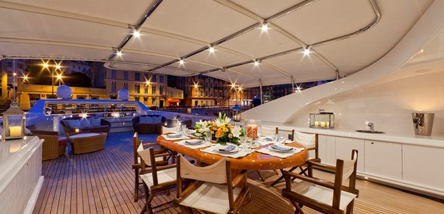 Sophie Blue Charter Yacht - 4