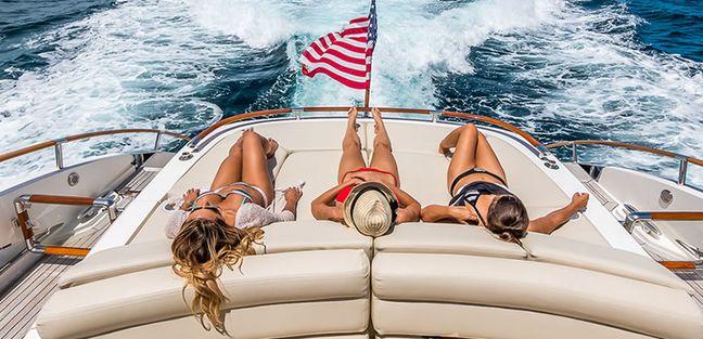 Lady H Charter Yacht - 2
