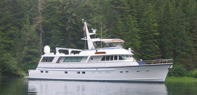 Lady Faye Charter Yacht