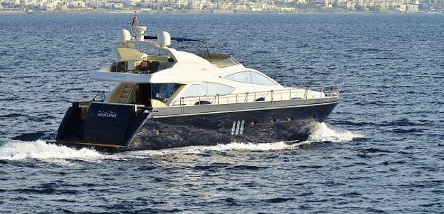 Sakura Charter Yacht - 2