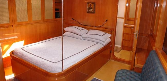 Quinta Santa Maria Charter Yacht - 8