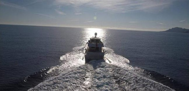 Serene Seas Charter Yacht - 2