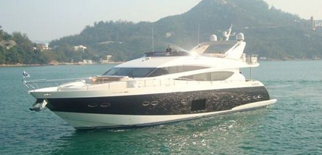 Princess 85 MY Charter Yacht