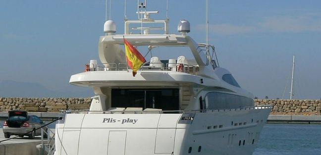 D Plis-Play Charter Yacht - 3