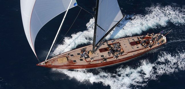 Tempus Fugit Charter Yacht - 5