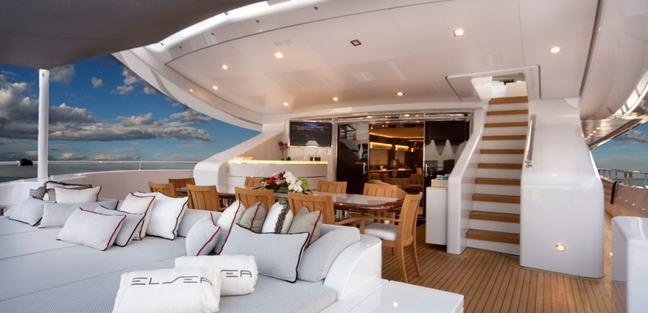 Elsea Charter Yacht - 8
